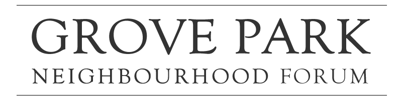 Grove Park Neighbourhood Forum